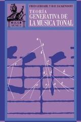 Teoría generativa de la música tonal -  AA.VV. - Akal
