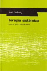 Terapia sistémica - Kurt Ludewig - Herder