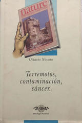 Terremotos, contaminación, cancer -  AA.VV. - Otras editoriales