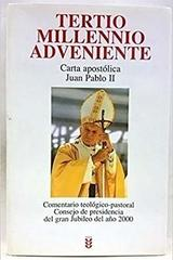 Tertio millennio adveniente - Juan Pablo II - Ediciones Sígueme