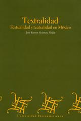 Textralidad - José Ramón Alcántara Mejía - Ibero