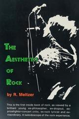 The Aesthetics Of Rock - R. Meltzer -  AA.VV. - Otras editoriales