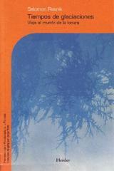 Tiempos de glaciaciones - Salomon Resnik - Herder