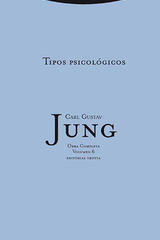 Tipos psicológicos - Carl Gustav Jung - Trotta