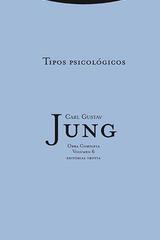 Tipos psicológicos (Tela) - Carl Gustav Jung - Trotta