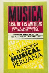 Música. La tradición musical peruana -  AA.VV. - Otras editoriales