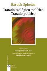 Tratado teológico-político / Tratado político - Baruj Spinoza - Tecnos