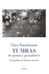 Tumbas de poetas y pensadores - Cees Nooteboom - Siruela