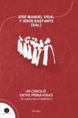 Un concilio entre primaveras - Gregorio Vidal - Herder