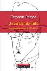 Un corazón de nadie - Fernando Pessoa - Galaxia Gutenberg