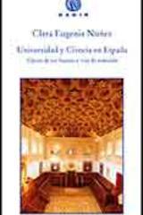 Universidad y Ciencia en España - Clara Eugenia Núñez - Gadir