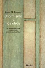 Uno mismo y los otros - Josep M. Esquirol - Herder