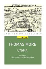Utopía - Thomas More - Akal