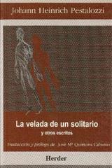 La Velada de un solitario - Johann Heinrich Pestalozzi - Herder