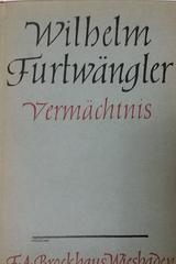 Vermachtnis - Wilhelm Furtwangler -  AA.VV. - Otras editoriales