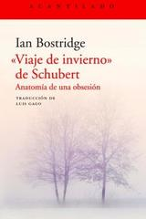 Viaje de invierno de Schubert - Ian Bostridge - Acantilado
