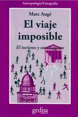 Viaje imposible - Marc Augé - Editorial Gedisa