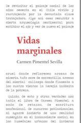 Vidas marginales - Carmen Pimentel Sevilla - Ediciones Metales pesados