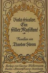 Viola tricolor -  Theodor Storn -  AA.VV. - Otras editoriales