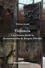 Violencia - Miriam Jerade - Ediciones Metales pesados