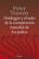 Heidegger y el mito de la conspiración mundial de los judíos - Peter Trawny - Herder
