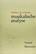Musikalische analyse (2 tomos) - Diether De La Motte -  AA.VV. - Otras editoriales