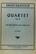 Quaret for two violins, viola and cello op. 49 - Shostakovich -  AA.VV. - Otras editoriales