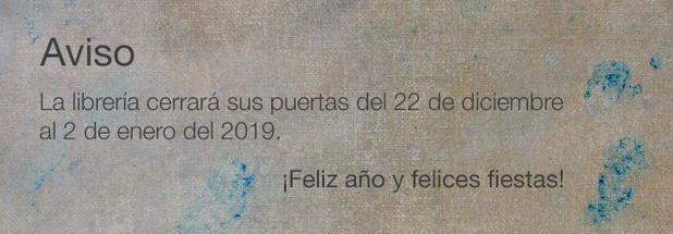 cerrados diciembre 2018
