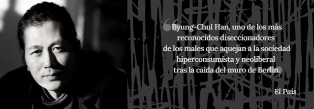 BYUNG CHUL HAN AUTOR