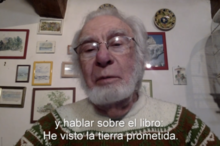"""Presentación de """"He visto la tierra prometida"""""""