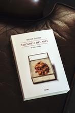 """Sixto J. Castro, """"Filosofía del arte. El arte pensado""""."""