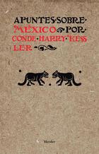"""Reseña de """"Apuntes sobre México"""" de Harry Kessler"""