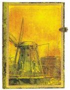 350 Aniversario de Rembrandt - Midi -  Paperblanks - Paperblanks