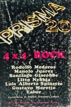 4 x 4 = Rock -  Rodolfo Menderos -  AA.VV. - Otras editoriales
