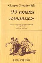 99 sonetos romanescos - Giuseppe Gioachino - Hiperión