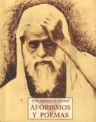 Aforismos y poemas - Sayj Ahmad Al Alawi - Olañeta