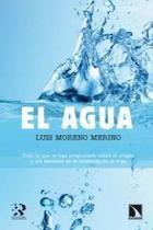 El agua - Luis Moreno Merino - Catarata