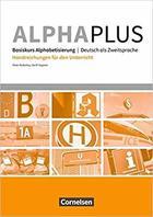 Alpha plus · Deutsch als Zweitsprache Basiskurs Alphabetisierung · A1 -  AA.VV. - Cornelsen