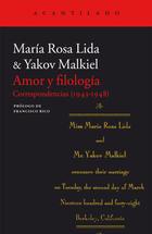 Amor y filologia: Correspondencias -  AA.VV. - Acantilado