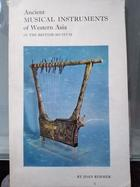 Ancient musical instruments of western asia in the british museum -  Joan Rimmer -  AA.VV. - Otras editoriales