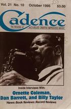 Cadence -  AA.VV. - Otras editoriales