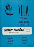 Carnet musical (enero) -  AA.VV. - Otras editoriales