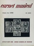 Carnet musical (mayo) -  AA.VV. - Otras editoriales