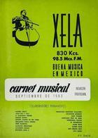 Carnet musical (septiembre) -  AA.VV. - Otras editoriales