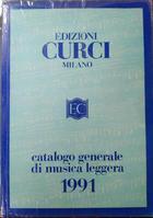 Catalogo generale di musica leggera -  AA.VV. - Otras editoriales