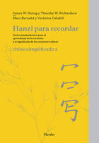 Hanzi para recordar, Chino simplificado II - Timothy Richardson - Herder