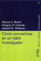 Cómo convertirse en un hábil investigador -  AA.VV. - Editorial Gedisa