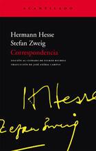 Correspondencia -  Hesse y Zweig - Acantilado