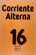 Corriente Alterna (#16) -  AA.VV. - Otras editoriales