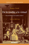 De lo visible a lo virtual - Frederic Chordá - Anthropos